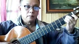 Thà Như Giọt Mưa (Phạm Duy - thơ: Nguyễn Tất Nhiên) - Guitar Cover by Hoàng Bảo Tuấn