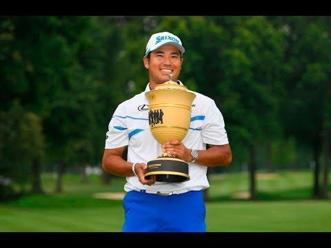 Hideki Matsuyama | 2017 WGC-Bridgestone Invitational | 360 highlights