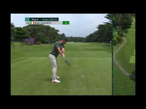 Tokoy Olympic Golf Rory Mcilroy