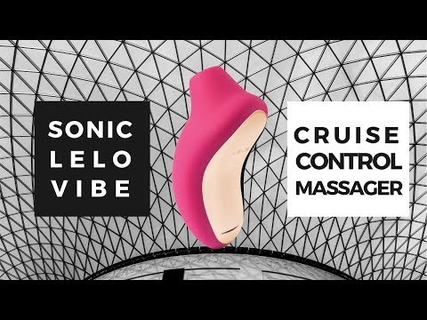 The Birth of Sonic Clitoral Massager Featuring Cruise Control | Lelo Vibe That Massages Entire Clit