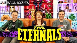 Marvel's Eternals Explained | Neil Gaiman's Eternals | Back Issues
