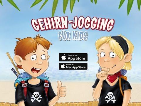 Gehirnjogging für Kids Trailer