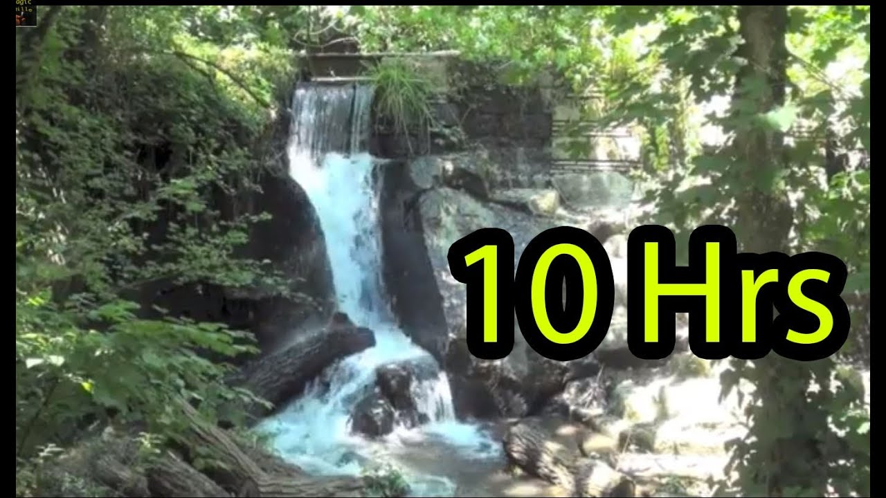 Waterfall Sounds Help Baby Sleep Calm Relaxing Sleep 10hrs