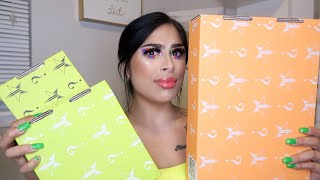 UNBOXING ALL 3 SUMMER MYSTERY BOXES FROM JEFFREE STAR COSMETICS | DID I GET SCAMMED?