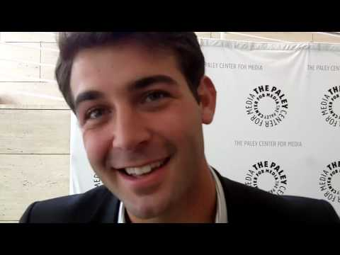 LONE STAR's James Wolk at Paley Center - YouTube