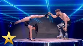 CONFIRMED ACT - Billy & Emily England | BGT: The Champions
