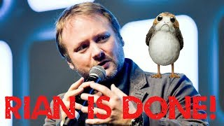 RIAN JOHNSON TRILOGY IS DONE IN PART BECAUSE OF OBI WAN A STARS STORY - RUMOR | HOT TOPIC