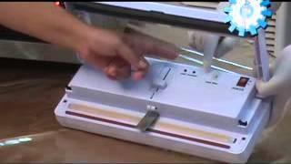 cara menggunakan  mini vacum sealer tristar machinary- info www.infomesin.com