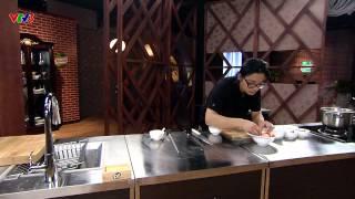 [ĐHCMC - Tập 125] Luke Nguyễn làm phở cá hồi