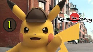 Let's Play Great Detective Pikachu! Part 1