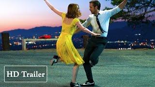 La La Land Official Trailer - Golden Globes 7 Wins