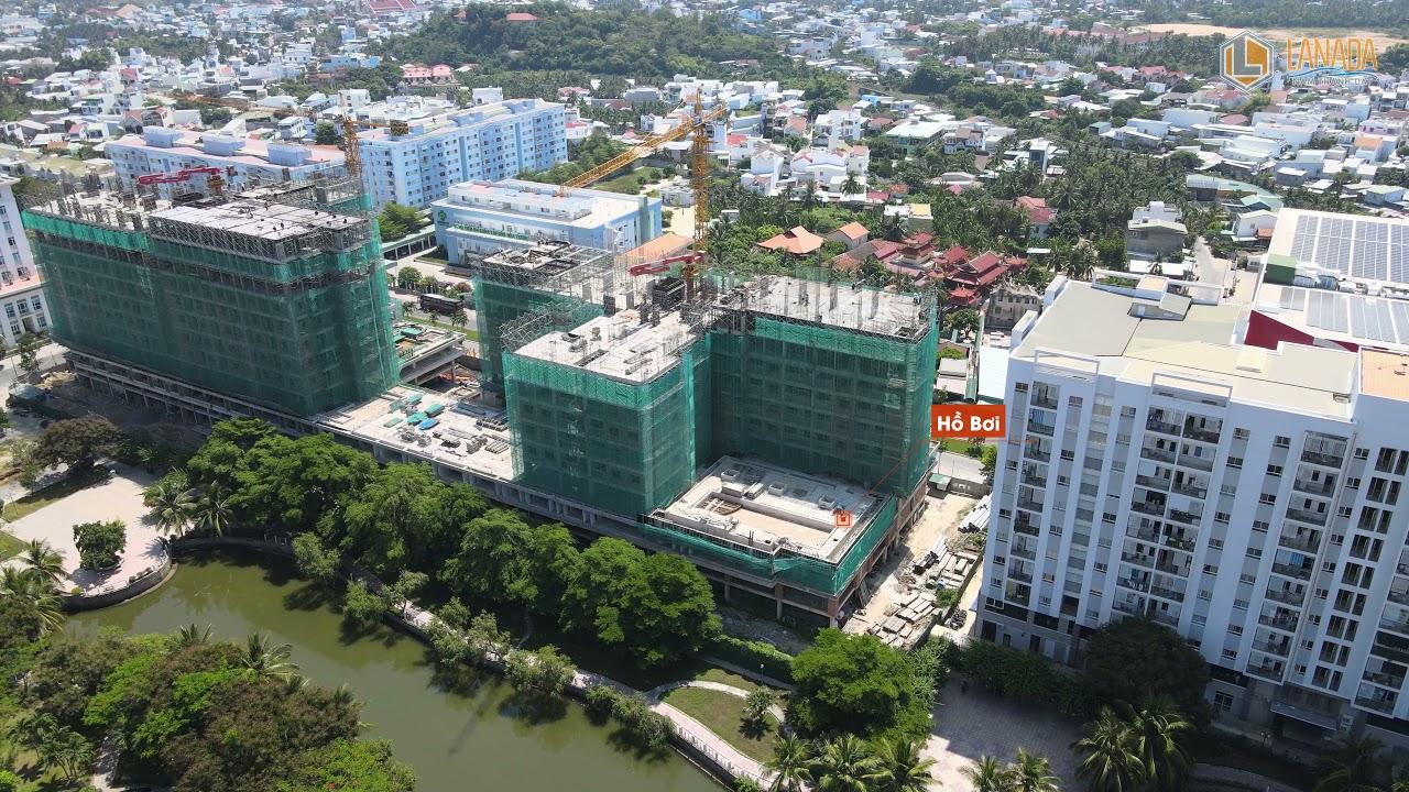 Bán căn hộ CT3 Vĩnh Điềm Trung Nha Trang view đẹp - giá chỉ từ 1.2 tỷ 2 phòng ngủ video