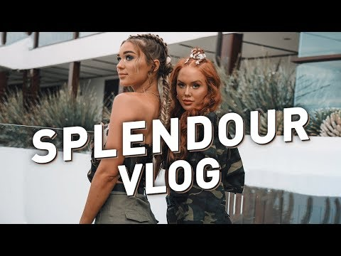 SPLENDOUR VLOG | LET'S PARTY TOGETHER