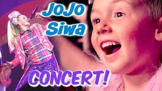 JoJo Dream Tour Concert!