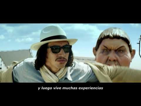 El Hombre Que Mató a Don Quijote - Featurette 'Maquillaje' - HD