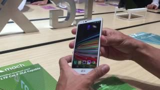 Video LG X Mach p3JqraoGWqo