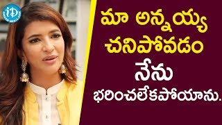 Lakshmi Manchu Interview: Dil Se With Anjali..