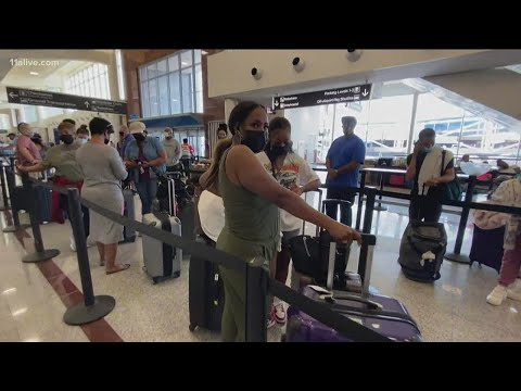 After Southwest Airlines cancellations and delays, passengers relieved planes are flying again