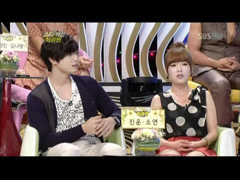 110912.SBS Stars Couple Challenge . Victoria  f(x) - Cut.flv