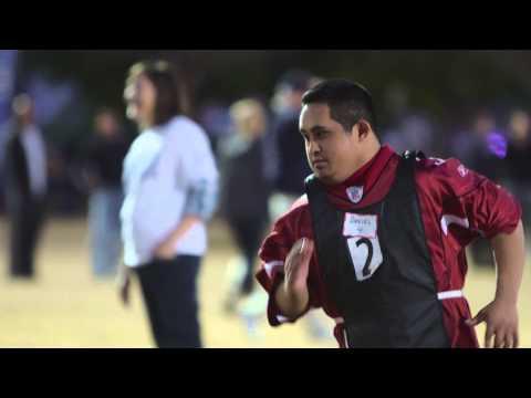 Special Olympics Super Bowl