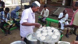 Best Indian Street Food Idli & Egg Dosa   Rava Idli-Sooji Idli-Idli Sambar-PannerDosa-Dosa Batter
