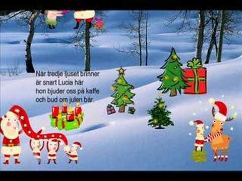 gratis julhälsning video