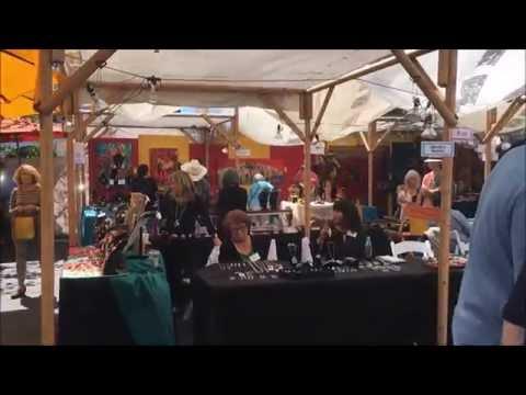 Bazaar del Mundo's Santa Fe Marketplace 2016 B-roll