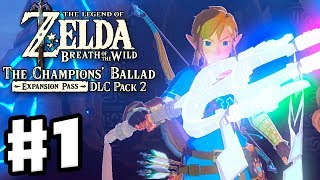 Champions' Ballad One-Hit Obliterator! - The Legend of Zelda: Breath of the Wild DLC Pack 2 Gameplay