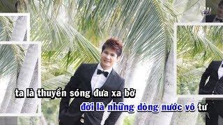 [Karaoke HD] Beat Chuẩn Ca Sĩ - Phận Tơ Tằm Remix - Lương Gia Huy