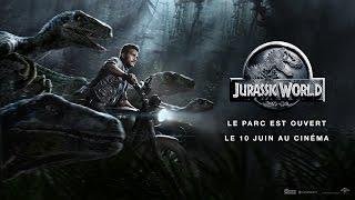 Jurassic world :  bande-annonce 2 VOST