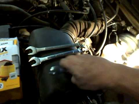2001 toyota camry fuel filter replacement - youtube 2009 camry fuel filter