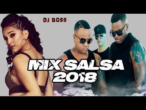 Mix Salsa - Lo Más Nuevo | Daniela Darcourt, Wilmer Cartagena, Bamboleo, Son Tentación, Los 4