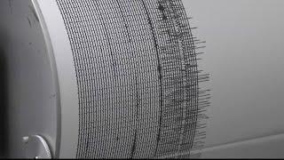 Big Alaska quake shows up on Butte seismograph