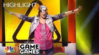 Ellen39s Game of Games - Danger Word: Episode 3 (Highlight) -