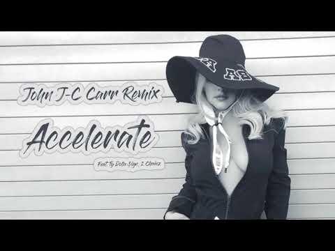 Christina Aguilera - Accelerate Official John J-C Carr (LA Pride Remix)