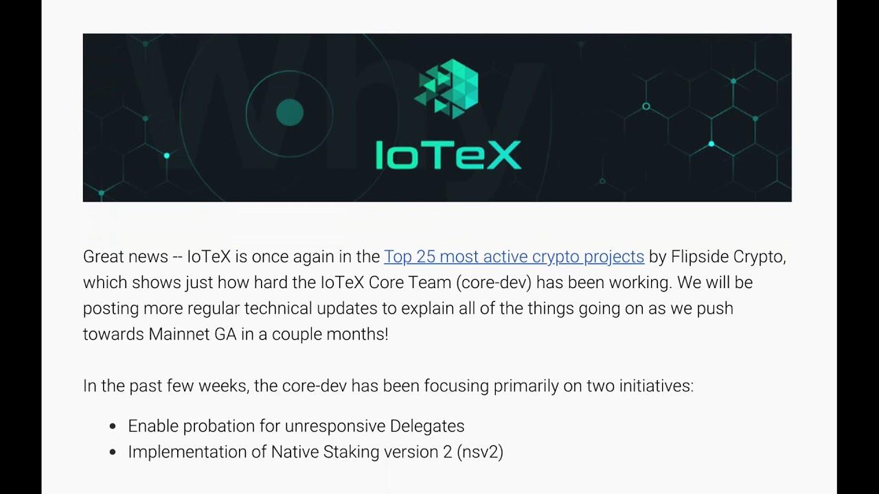IoTeX News Digest EP88