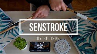 Vidéo-Test : Je JOUE de la BATTERIE sans batterie! (Test Senstroke by Redison)