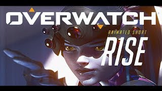 "Overwatch Animated Short | ""Rise"" (APRIL FOOLS)"