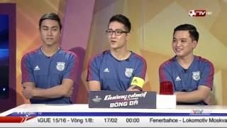 CUỒNG NHIỆT CÙNG BÓNG ĐÁ (DV VIỆT ANH - GOOD MORNING FC & DV CHÍ NHÂN - VẠN XUÂN FC)