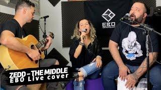 Zedd, Maren Morris, Grey - The Middle (EBO Live acoustic cover)