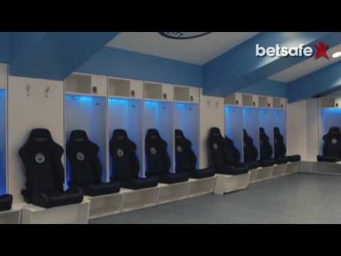 Manchester City Etihad Tour - Betsafe