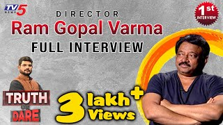 TV5 Murthy Truth or Dare With Ram Gopal Varma- Exclusive..