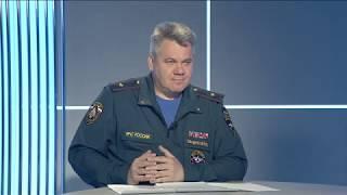 Владислав Колодинский рассказал о сложившейся в Омской области пожароопасной обстановке