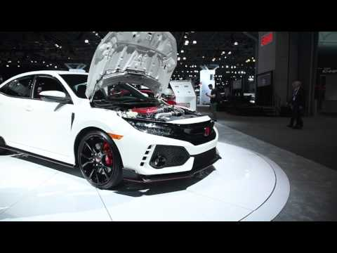 Honda Civic Type R | First Look & Overview | New York Auto Show