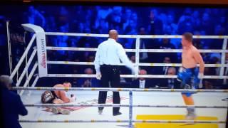 Butler knockout 2017