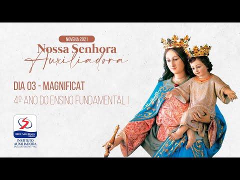 3º DIA   NOVENA DE NOSSA SENHORA AUXILIADORA   TARDE