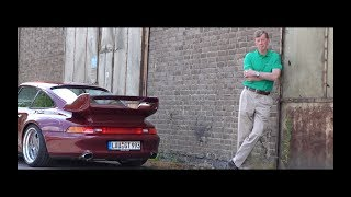 Behind the scenes: Walter Röhrl and the 993 911 GT2