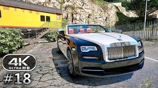 Grand Theft Auto 5 Gameplay Walkthrough Part 18 - GTA 5 (PC 4K 60FPS)