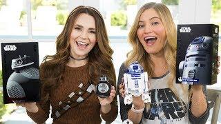 NEW Star Wars Sphero Droids unboxing!
