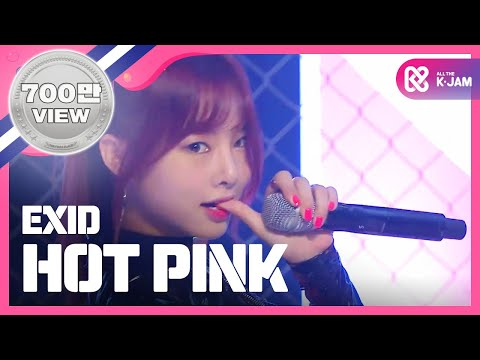 (ShowChampion EP.165) EXID - HOT PINK